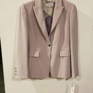 Calvin Klein suit set size 6